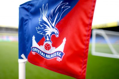 LONDON, ENGLAND - AUGUST 27: Corner flag at Selhurst Park ahead of the Premier League match between Crystal Palace and Bournemouth at Selhurst Park on August 27, 2016 in London, England. (Photo by Patrik Lundin/Getty Images)