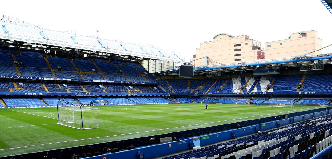 LONDON, ENGLAND - MARCH 19:  A general view of the stadium prior to the Barclays Premier League match between Chelsea and West Ham United at Stamford Bridge on March 19, 2016 in London, United Kingdom.  (Photo by Paul Gilham/Getty Images)