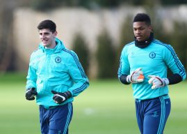 Chelsea keeper loaned out to Leeds United