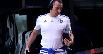 SUNDERLAND, ENGLAND - MAY 07:  John Terry of Chelsea arrives for the Barclays Premier League match between Sunderland and Chelsea at the Stadium of Light on May 7, 2016 in Sunderland, United Kingdom.  (Photo by Ian MacNicol/Getty Images)