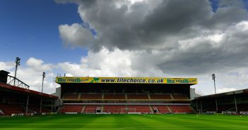 WALSALL, ENGLAND - JULY 25:  A general view of Banks's stadium before the pre season friendly between Walsall and Aston Villa at Banks' Stadium on July 25, 2015 in Walsall, England.  (Photo by Stu Forster/Getty Images)