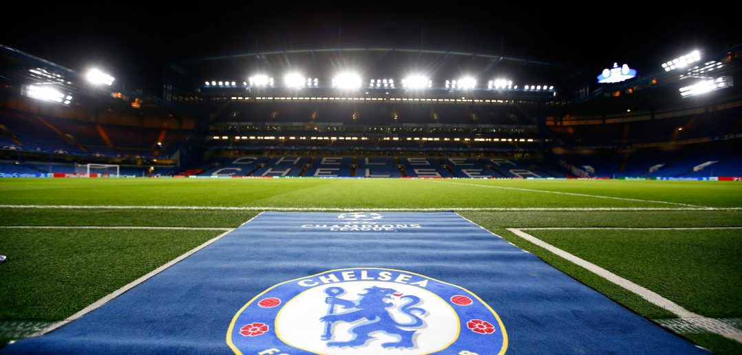 LONDON, ENGLAND - DECEMBER 09:  A general view of the pitch prior to the UEFA Champions League Group G match between Chelsea FC and FC Porto at Stamford Bridge on December 9, 2015 in London, United Kingdom.  (Photo by Clive Rose/Getty Images)
