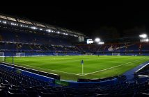 LONDON, ENGLAND - NOVEMBER 29:  General view inside the stadium prior to the Premier League match between Chelsea and Swansea City at Stamford Bridge on November 29, 2017 in London, England.  (Photo by Clive Rose/Getty Images)